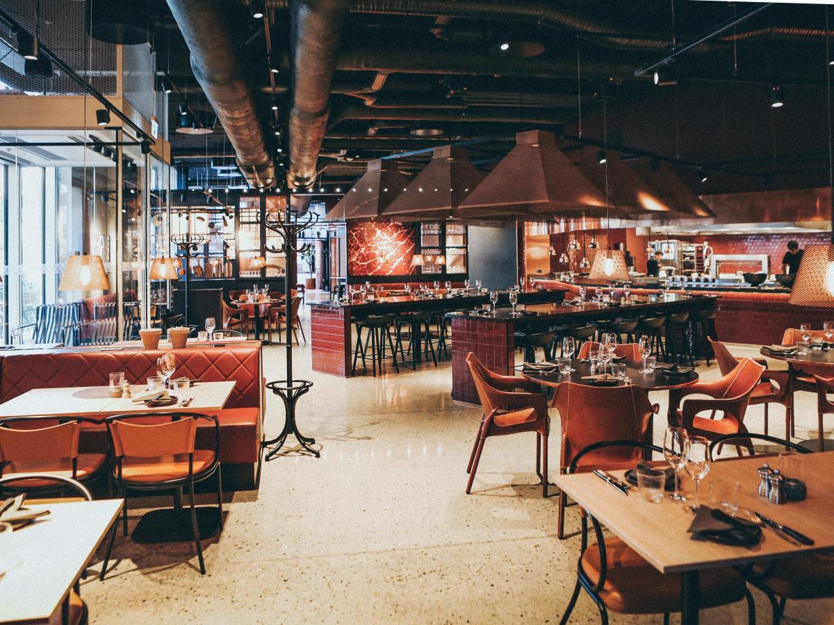 Restaurants Kinds and Characteristics